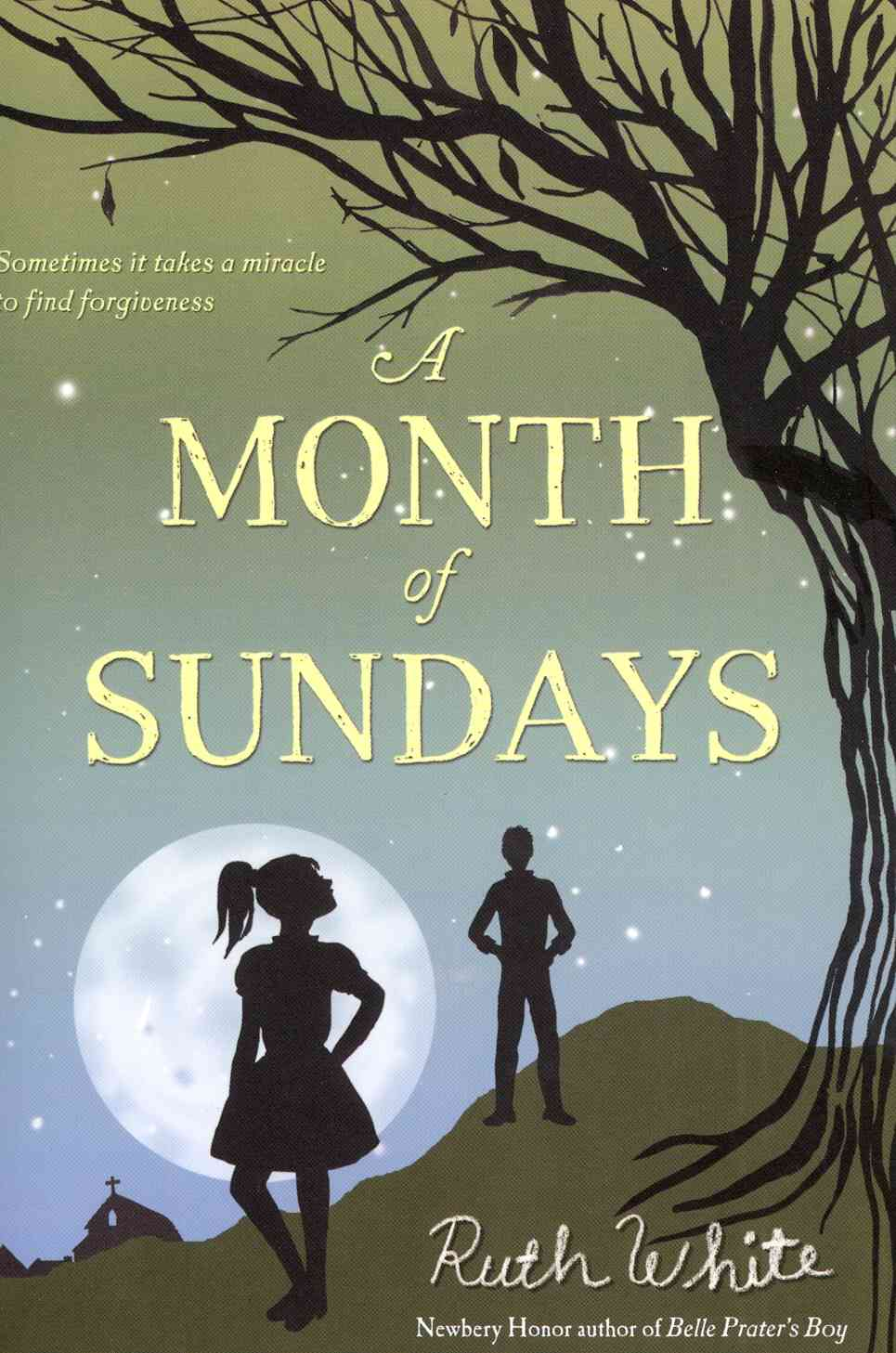A Month of Sundays By White, Ruth